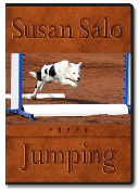 """Puppy Jumping"" DVD by Susan Salo"