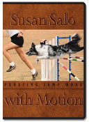 """Proofing Jumping with Motion"" DVD Set by Susan Salo"